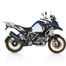 BOS Auspuff Desert Fox black Rallye edition BMW R 1250 GS...