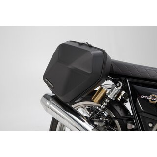URBAN ABS Seitenkoffer-System 2x 16,5 l Royal Enfield Interceptor/ Continental