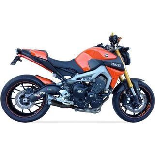 IXIL Hyperlow Auspuff Yamaha XSR 900 Komplettanlage Mit Euro4 BE