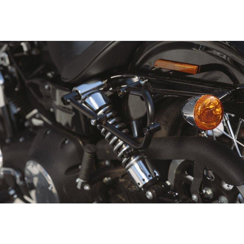 Legend Gear SLC Seitentaschen-Träger links Ducati Monst