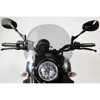 MRA Tourenscheibe NT Yamaha XSR 900 Schwarz