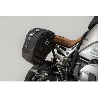 Legend Gear Seitentaschen-System - Black Edition BMW R nineT Scrambler (16-)