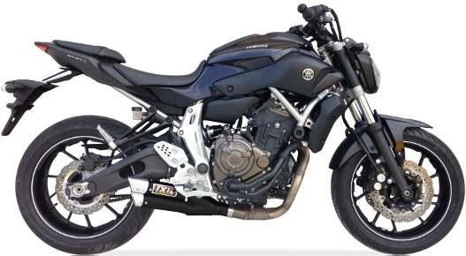 IXIL HYPERLOW Komplettanlage Yamaha XSR 700 MT-07